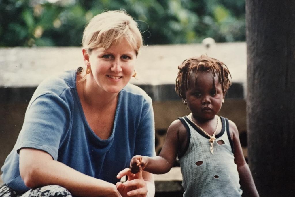 Lianne in Sierra Leone