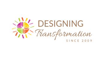 Designing Transformation Productions Sticky Logo